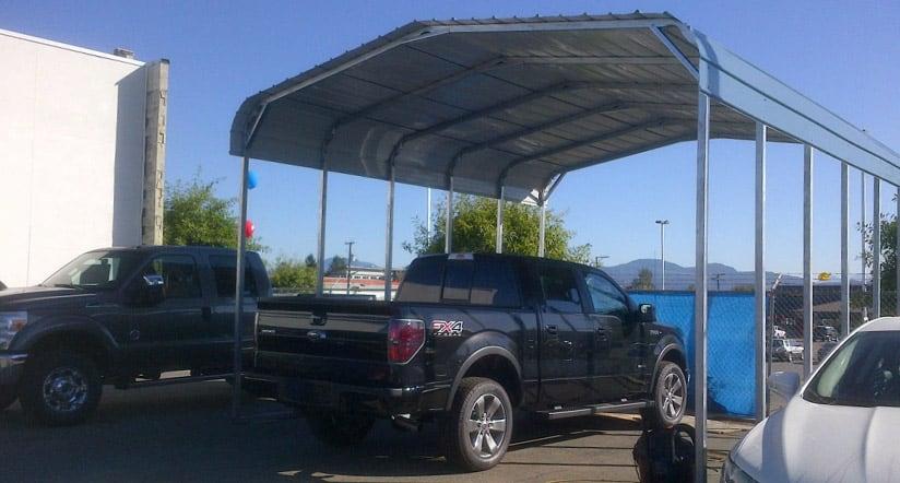 Carports, Car Shelters & Portable Car Garages