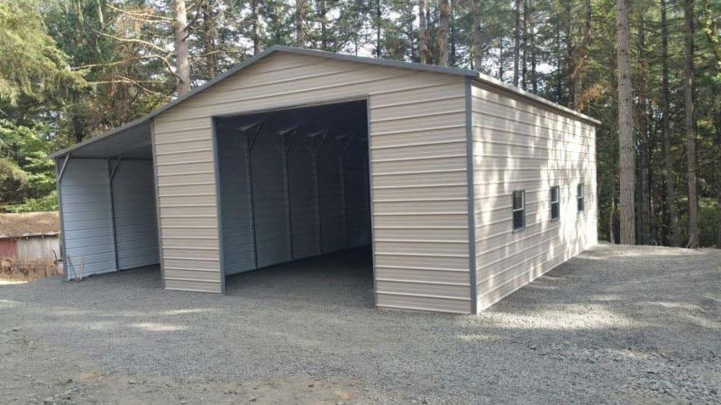 Outdoor Shed Ideas - JAW Portable Buildings