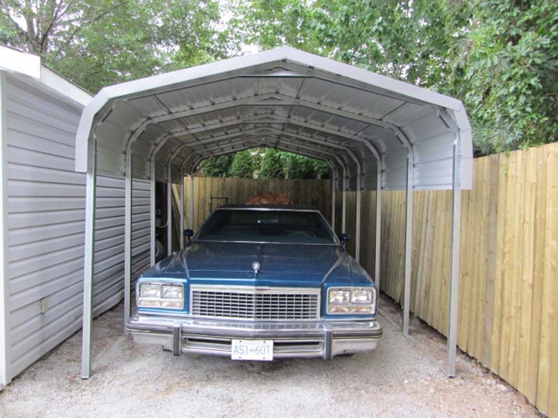 Car Shed - JAW Portable Buildings
