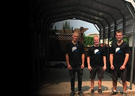 Team - JAW Portable Buildings