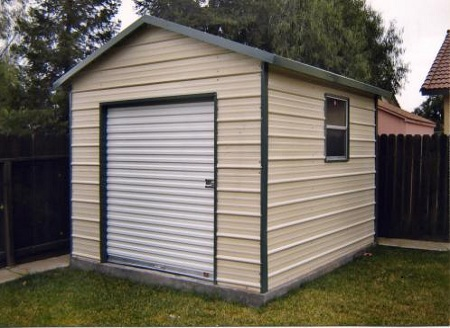 Outdoor Shed - JAW Portable Buildings